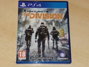 Tom-Clancy-039-s-The-Division-PS4-Playstation-4-FREE-UK-POSTAGE