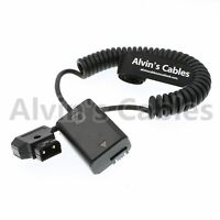 Sony A7 Dummy Battery To Dtap Cable For Sony A7r A7s A7ii Nex Series Camera
