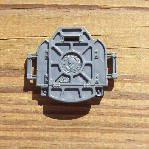 sector mechanicus BARRIER HATCH - railing shields walls kill team bits 40k
