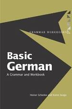 Basic German: A Grammar and Workbook Grammar Workbooks