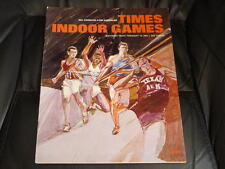 1968 LOS ANGELES TIMES INDOOR GAMES TRACK AND FIELD PROGRAM O.J. SIMPSON