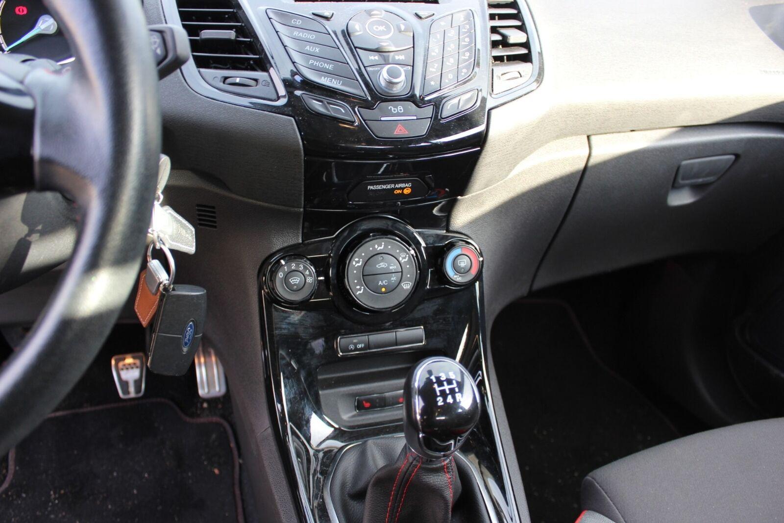 Ford Fiesta 1,0 SCTi 140 Black Edition - billede 10
