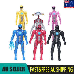Power-Rangers-Yellow-Black-Red-Ranger-Movie-6-PCS-Ranger-Action-Figure-Kids-Toys