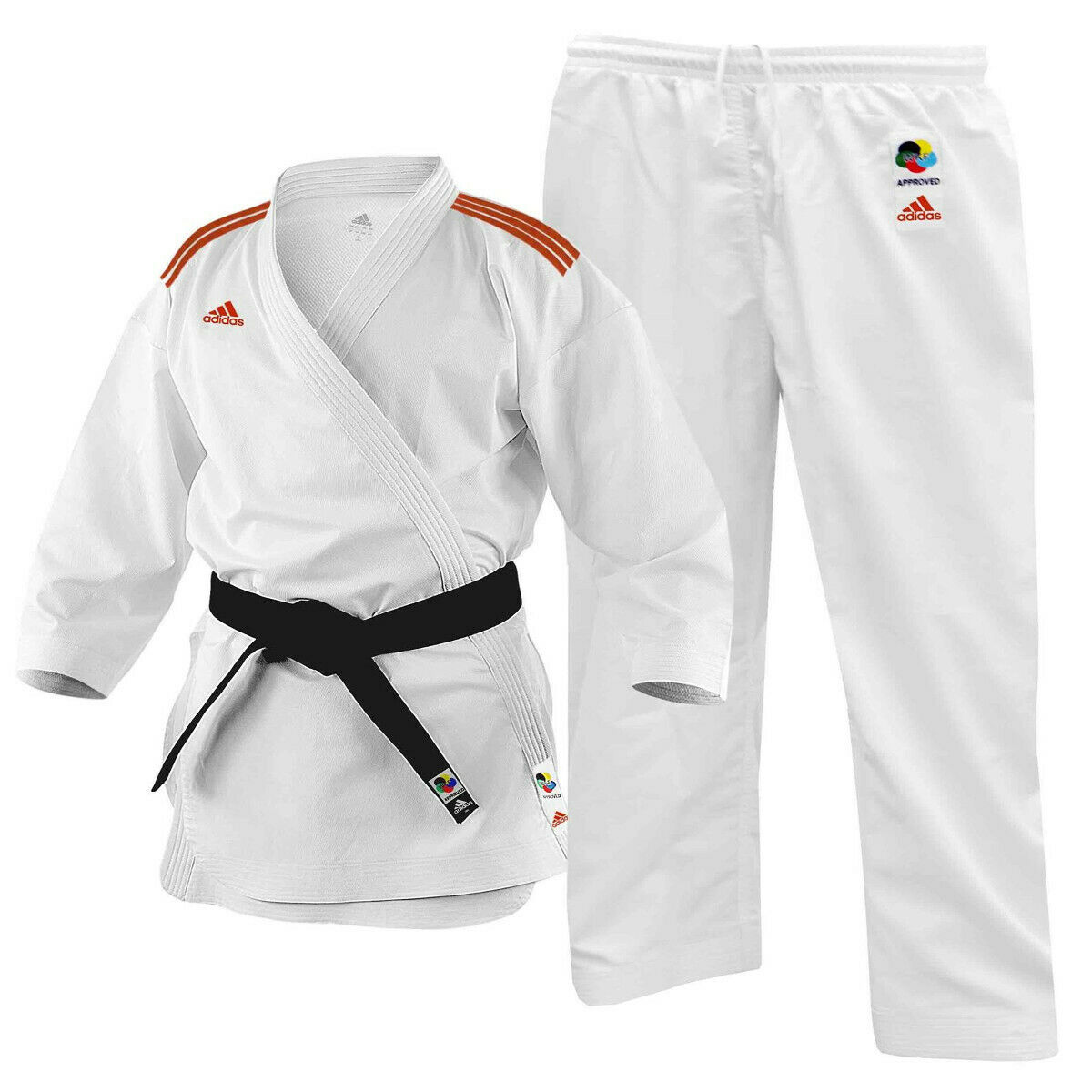 Karategi modellolo Kumite Adizero WKF Adidas  10102057R