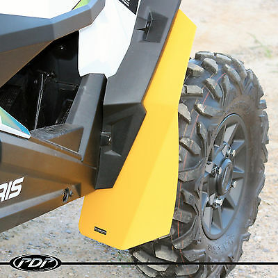 Front /& Rear Fender Flares Mud Flaps UTV Mud Guards for 2014-2017 RZR XP 1000 /& XP 1000-4 Include Instructions