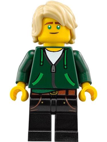 Minifigures The LEGO® Ninjago Movie NINJAGO City 70620
