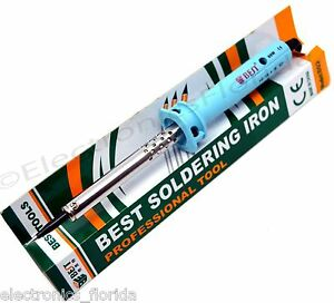 40W 110V Heat Pencil Tip Welding Solder Soldering Iron Kit Electronic Tool b802