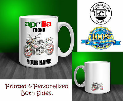 Aprilia Mille RSV Motorcycle Coffee Mug