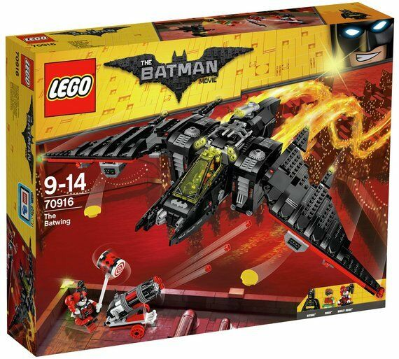 The LEGO Batman Movie The Batwing 2017 (70916) - brand new and sealed