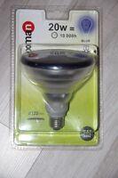 Lexman - E27 230 V - Ampoule Spot A Économie D'energie - Réflecteur Bleu Neuf