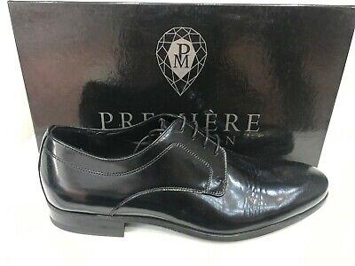 PREMIERE MAISON scarpe shoes n.42 uomo man abbrasivato nero | eBay