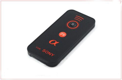 Control remoto inalámbrico IR para Sony NEX-6 NEX-7 NEX-5R NEX-5N A6000 A290 Alpha