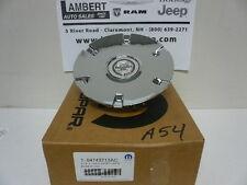 2005-2006 Chrysler Pacifica Aluminum Chrome Wheel Center Cap New OEM 4743713AC