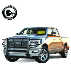 black horse rugged heavy duty grille guard fits 19 20 ram 1500 push bar ebay details about black horse rugged heavy duty grille guard fits 19 20 ram 1500 push bar