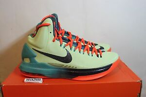 new arrival 2a7ef 952af Image is loading NIKE-AIR-ZOOM-MAX-KD-V-5-ALL-