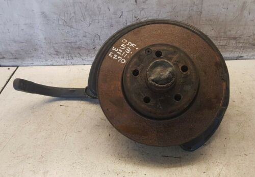 Mercedes E Class STEERING KNUCKLE HUB DRIVER RIGHT SIDE FRONT HUB W211 OSF HUB
