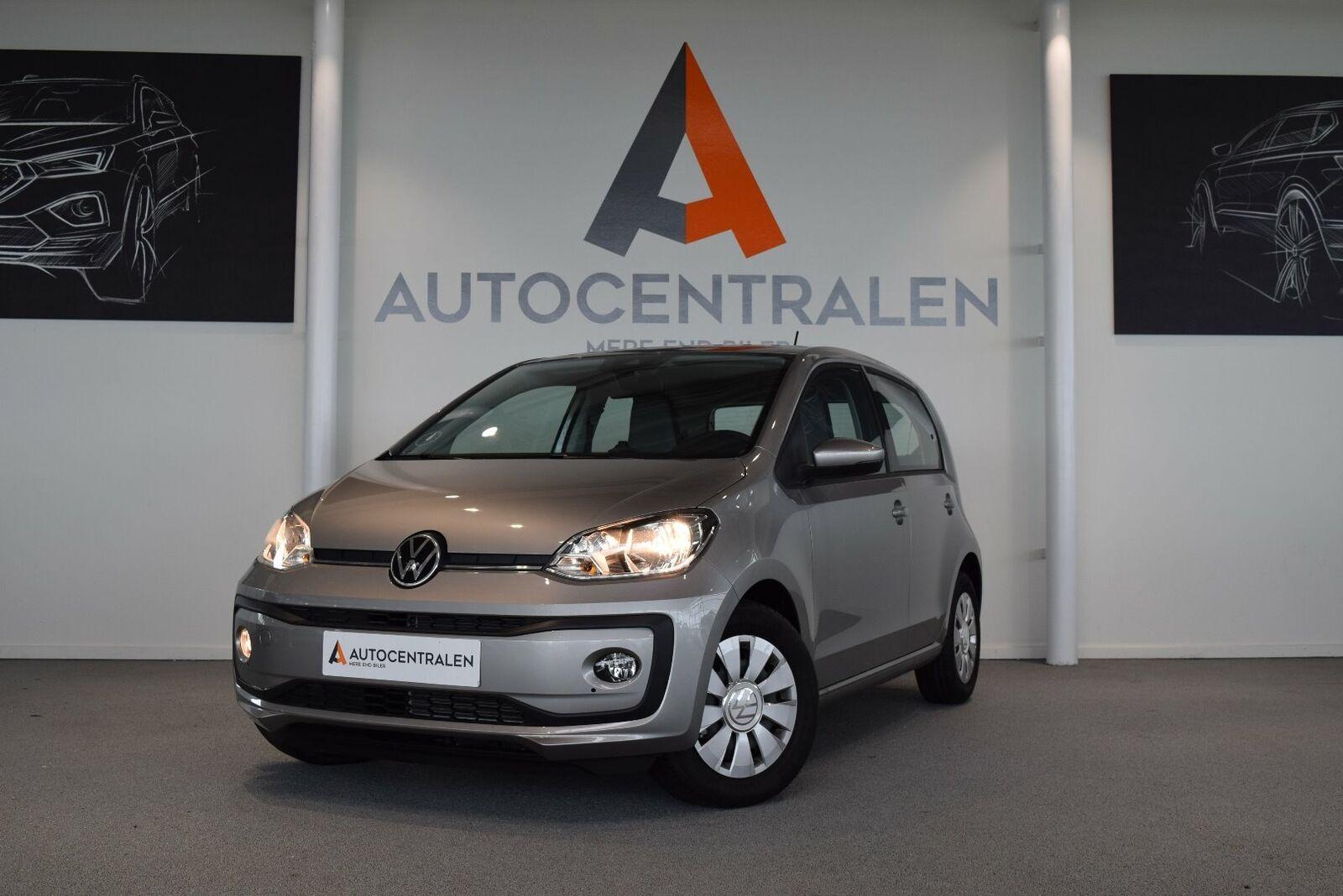 VW Up! 1,0 MPi 60 5d - 139.786 kr.