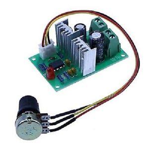 12V-36V Pulse Width PWM DC Motor Speed Regulator Controller Switch 12V 24V 3A