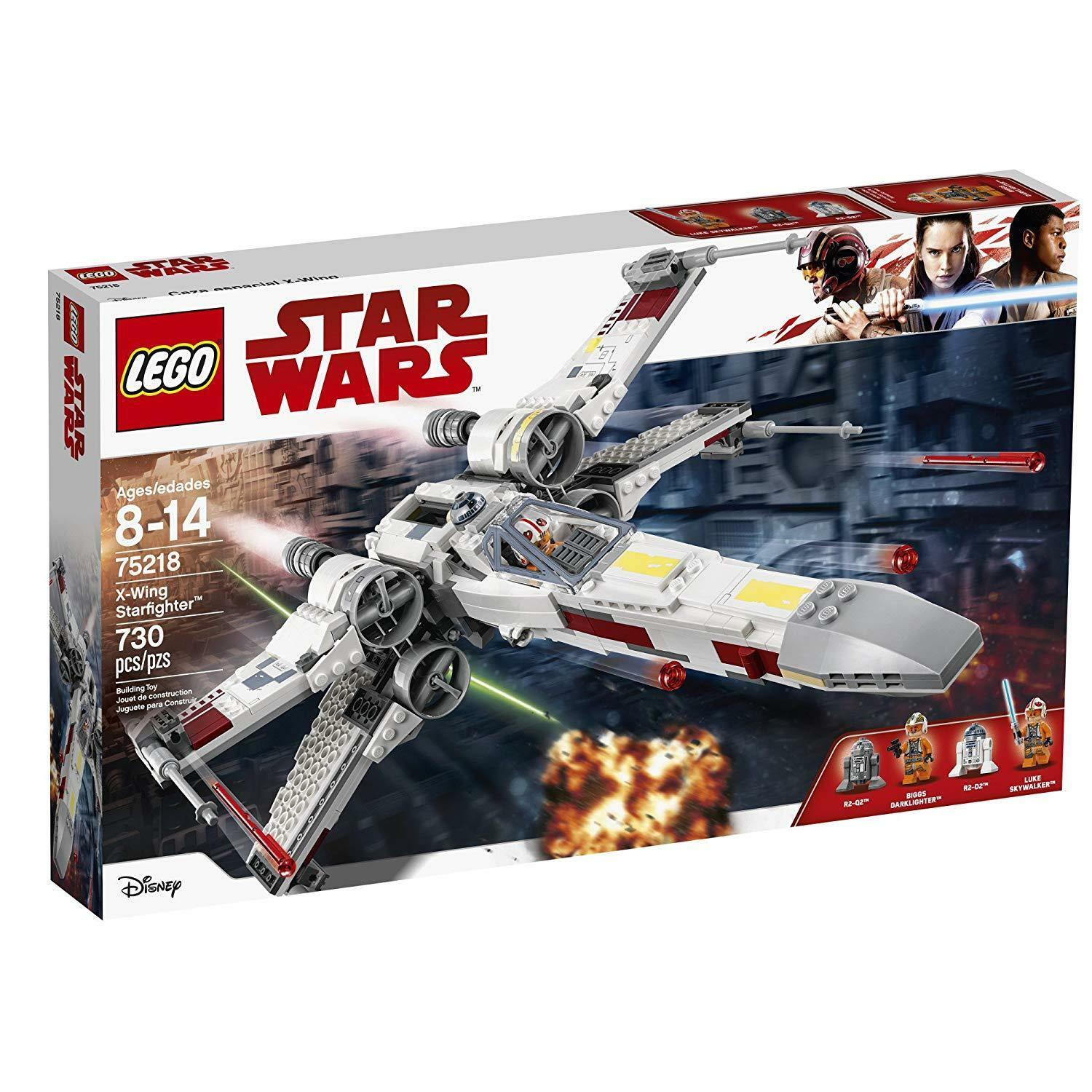 LEGO LEGO LEGO STAR WARS X-Wing Starfighter Building Kit 75218 aca4d7