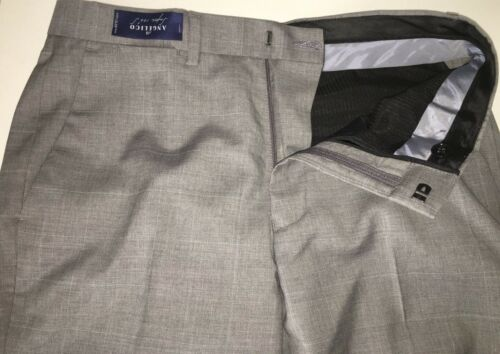 M/&S AUTOGRAPH Angelico Made in Italy Merino Wool Tailored Fit Trousers PRP £84