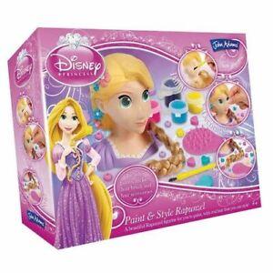 Disney-Princess-Rapunzel-Paint-and-Style-DRIED-PAINT