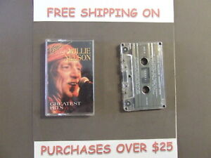 WILLIE-NELSON-GREATEST-HITS-CASSETTE-CANADA-IMPORT-W-SUFFER-IN-SILENCE