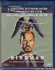 Blu-ray **BIRDMAN** con Michael Keaton nuovo 2015