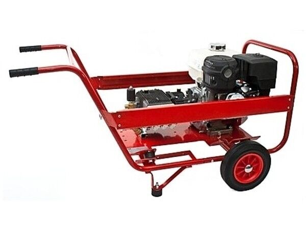 13HP Honda GX390 Pressure Washer 200 Bar 3000PSI 21LTRS/MIN With 2:1 Gearbox