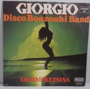 "DISCO BOUZOUKI BAND - Giorgio 7"" Vinyl Single, Mint- - Süd-West Bayern, Deutschland - DISCO BOUZOUKI BAND - Giorgio 7"" Vinyl Single, Mint- - Süd-West Bayern, Deutschland"
