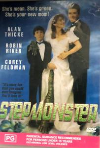 DVD-Stepmonster-Alan-Thicke-Robin-Riker-Corey-Feldman-FREE-POST-P1