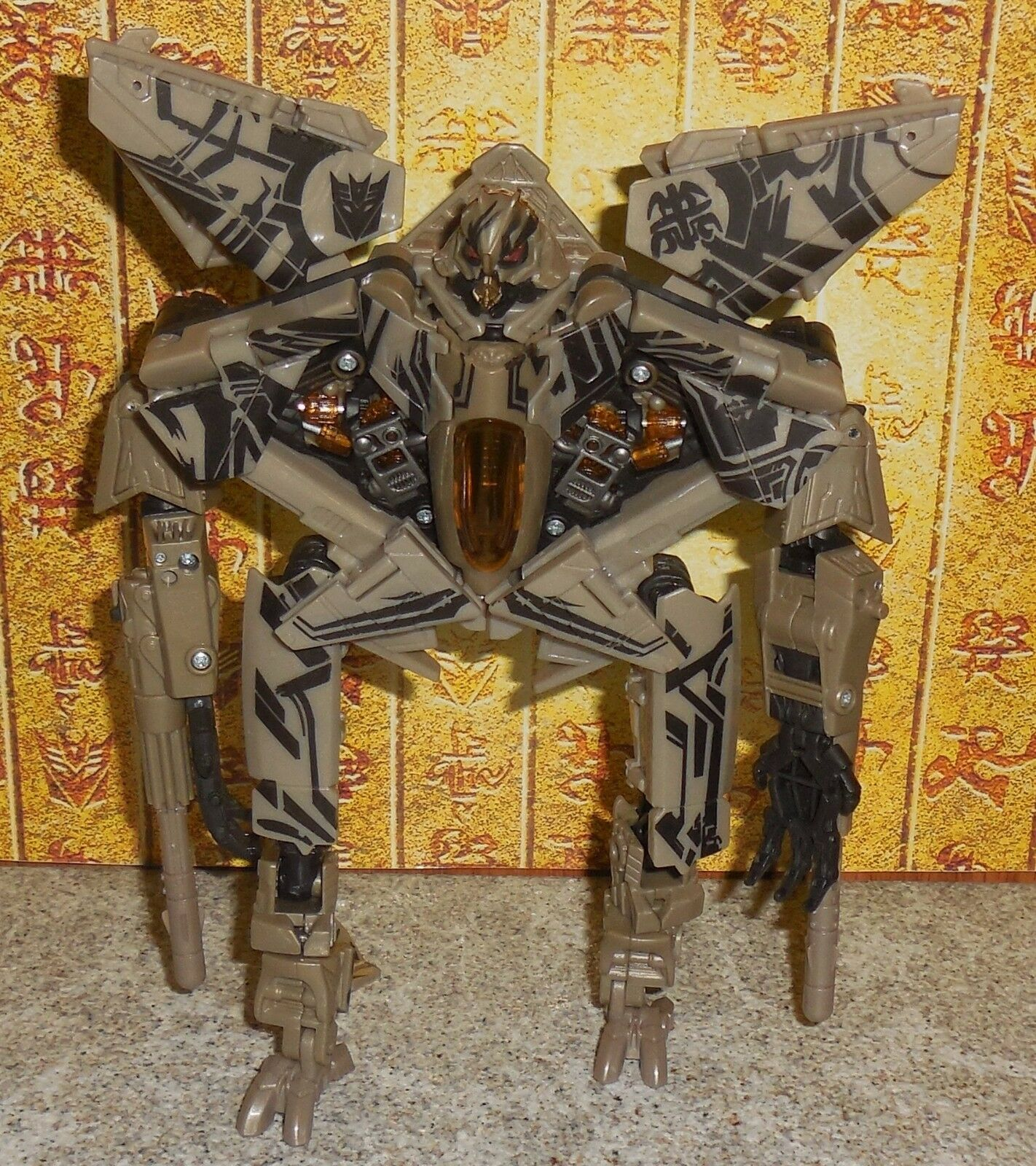 Transformers Hunt For The Decepticons Starscream Completo Voyager Voyager Voyager Hftd 45a301