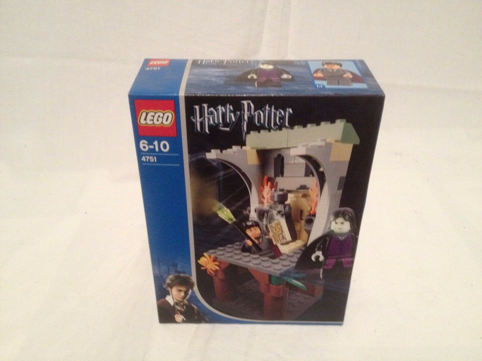 Lego Harry Potter 4751 Harry and the Marauder's Mapt NEUF 1 édition