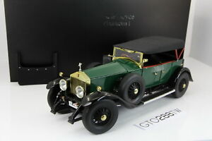 Rolls royce phantom I-Green 1:18 Kyosho