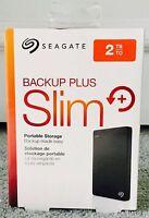 Seagate 2tb Usb 3.0 External Laptop/desktop Hard Drive Windows Pc, 100mb/s