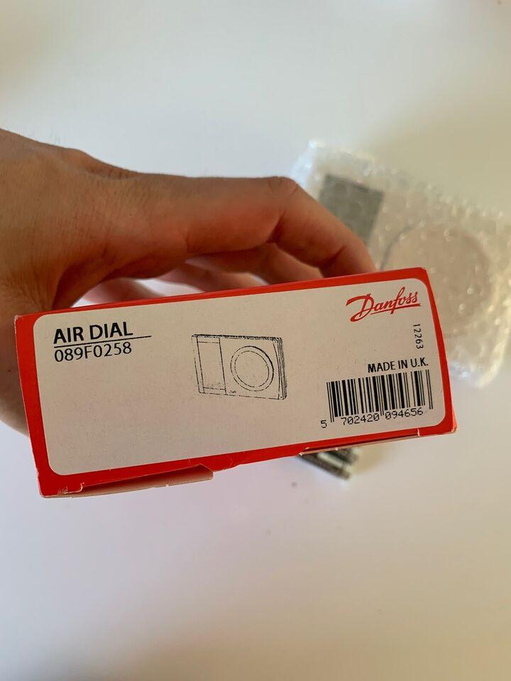 Danfoss Air Dial, Danfoss