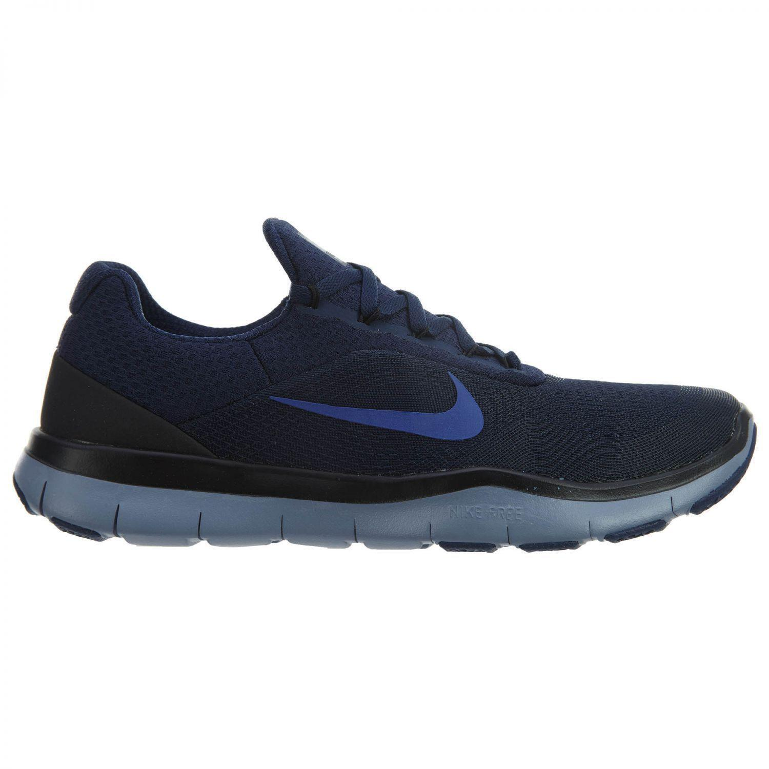best-selling model of the brand Mens Nike Free Trainer V7 Blue Training Trainers 898053 401