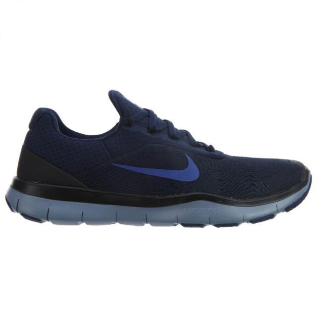 cheap for discount 469eb 8117a Uomo Nike Free Trainer V7 Blu Palestra Scarpe Sportive 898053 401