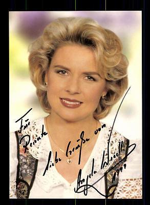 Original, Nicht Zertifiziert Klug Angela Wiedl Autogrammkarte Original Signiert ## Bc 75484 Dinge FüR Die Menschen Bequem Machen