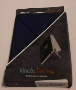 Shop rooCASE Slim Shell Origami Folio Case Smart Cover for Amazon Kindle  Fire HD 7 2013 - Overstock - 9291339 | 300x253
