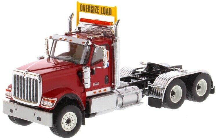DCM71002 - Camion américain 6x4 solo INTERNATIONAL HX520 Day Cab Tandem de coule