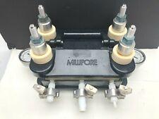 Millipore Pellicon 2 Cassette Filter Permeate Retentate Module P2b100c05 100k
