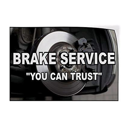 Brake system service