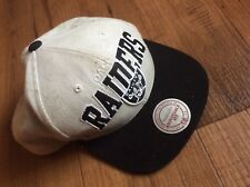 8f4a7e4bea8 item 6 NFL 1960 Oakland Raiders Mitchell And Ness throwback 2 tone Cap Hat  SnapBack M N -NFL 1960 Oakland Raiders Mitchell And Ness throwback 2 tone  Cap Hat ...