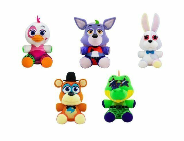 Koala Stuffed Animals Mini, Funko Plush Five Nights At Freddy S Security Breach Set 5 Piece For Sale Online Ebay