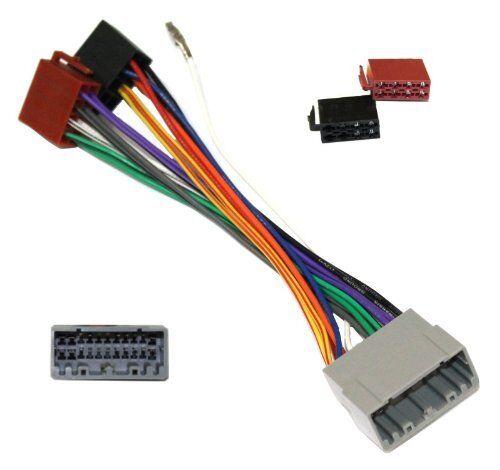 Adaptador cable enchufe ISO E1 para autoradio de CHRYSLER y JEEP CHEROKEE