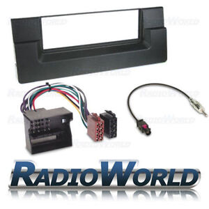 BMW-5-Series-E39-CD-Stereo-Fascia-Surround-Car-Radio-Fitting-Kit-Flat-Pin