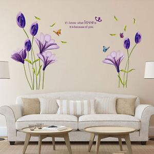 purple lounge wall mural - photo #32