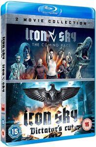 Iron-Sky-1-amp-2-Blu-ray-Box-Set-Brand-New-2019-Region-B