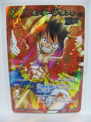 One Piece Miracle Battle Carddass Monkey Promo OP 47 WB