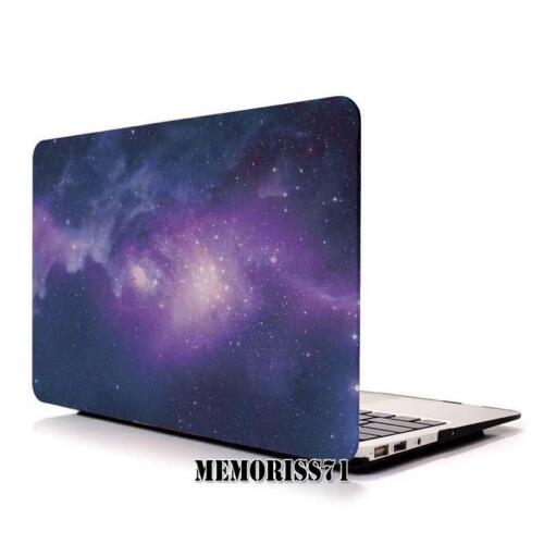 """Dura SATINATA matted gommato Case Cover per Apple MacBook Air 11 13 15/"""" Pro"""